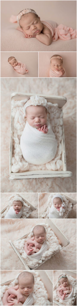 The Sweetest Thing - Newborn baby girl vaughan photographer